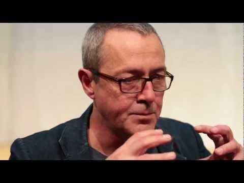 Staffan Valdemar Holm im Gespräch bei Gustaf-TV, 3min.