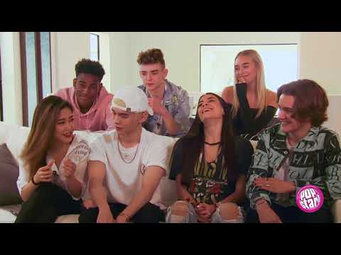 Now United Exclusive Interview - Popstar!