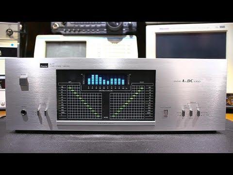 Electronic Repair- Sansui B-77 Stereo Power Amplifier!