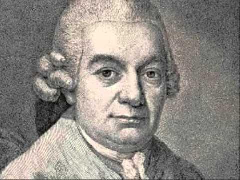 C.Ph.E. Bach - Sonata in F major 2 violins and cello - Wq 154/BWV Anh. 186