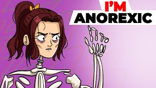 I am Anorexic | Animated Story about Obsession