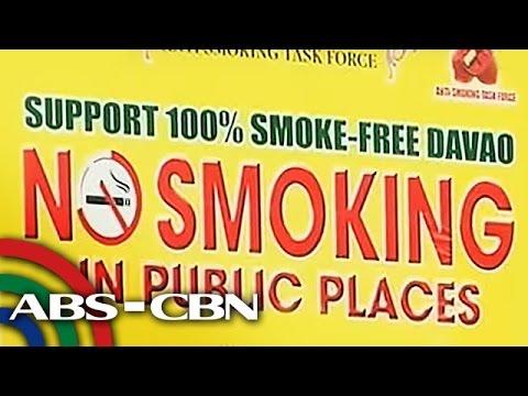 TV Patrol: Smoking at liquor ban, nais ipatupad ni Duterte sa buong Pilipinas