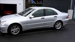 Mercedes W203 Blinker Wechseln