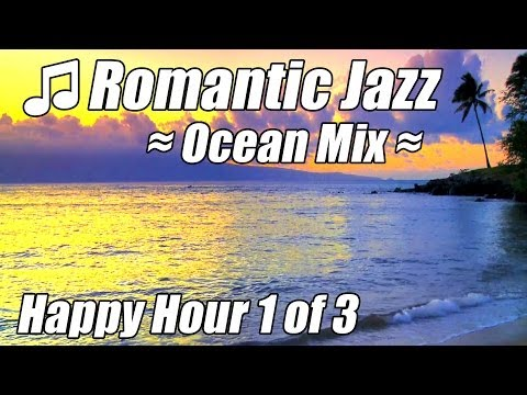 ROMANTIC JAZZ #1 Saxophone Instrumental Music Piano Love Songs Smooth Chill Out Lounge Video Study