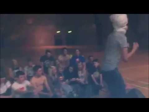 The Harlem Shake (Skaters Club Edition) at Gl1 Leisure Centre