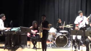 2015 Creative Arts Jazz Festival Little Jazz Giants Buck  Rise and Shine   Afro Blue