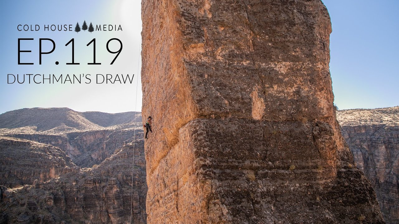 HUGE ROCK FEATURE On The Arizona Strip - Dutchman's Draw || Cold House Media