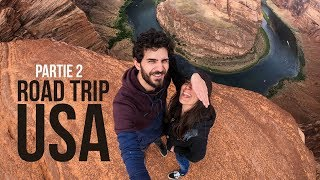 ROAD TRIP USA - Part 2 (Nouveau Mexique/Monument Valley/Page/Zion)