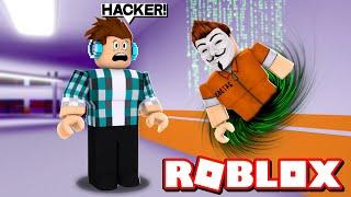 ROBLOX - ENCONTREI UM HACKER JOGANDO MADCITY NO ROBLOX !!