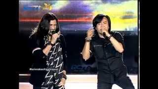 """Dewa Feat. Ari Lasso & Virzha """"Roman Picisan"""" & """"Kirana"""" - Simfoni Untuk Bangsa"""