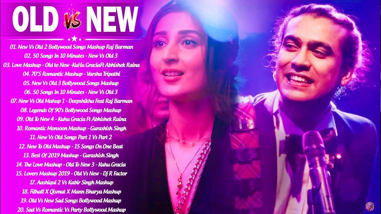 Old Vs New Bollywood Mashup 2021 \ Latest Hindi Songs,90's Hindi Mashup_ROMANTIC MASHUP 2021