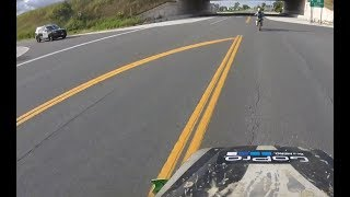 Best Police Dirtbike Chases Compilation #16 January 2017 - FNF