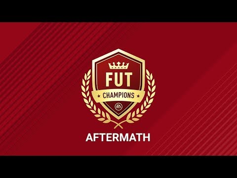 FUT CHAMPIONS AFTERMATH - WHAT DO I DO? (FIFA 18) (LIVE STREAM)