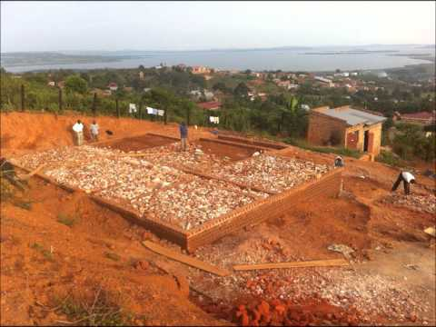 EL Shaddai Children's Home Construction  2013