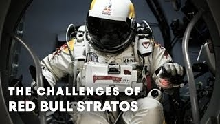 Physical vs Mental challenges of Red Bull Stratos