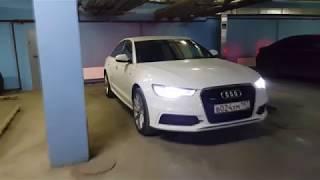 Про Audi A6 c7 2.8 FSI S-Tronic quattro (+ vs A6 c6 allroad 3.2)