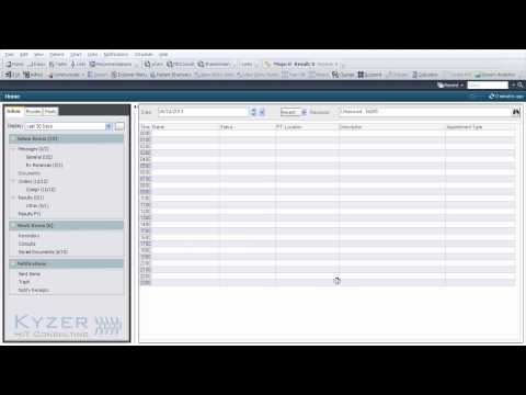 Cerner PowerChart Ambulatory ASP - Enhancing Schedule Viewer