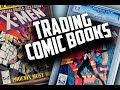 Trading Comics Books, Community Comments, Updates and Expensive Paper