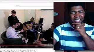 VOCAL COACH Reacts To I SWEAR   Bugoy Drilon, Daryl Ong, Michael Pangilinan