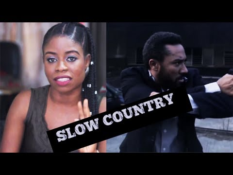 """Download The Screening Room: """"Slow Country"""" Nigeria Movie Review"""