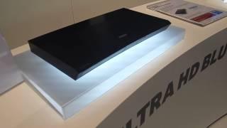 Ultra HD Blu-ray přehrávač Samsung [IFA 2015]