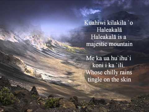 Hanohano 'O Maui- Keali'i Reichel (lyrics & Translation)