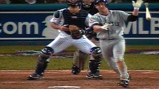 2001 ALCS Gm3: Boone blasts homer to deep center