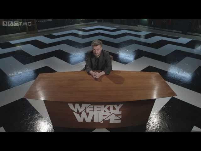 Online Exclusive: Charlie Brooker does absolutely nothing – Charlie Brooker's Weekly Wipe – BBC Two