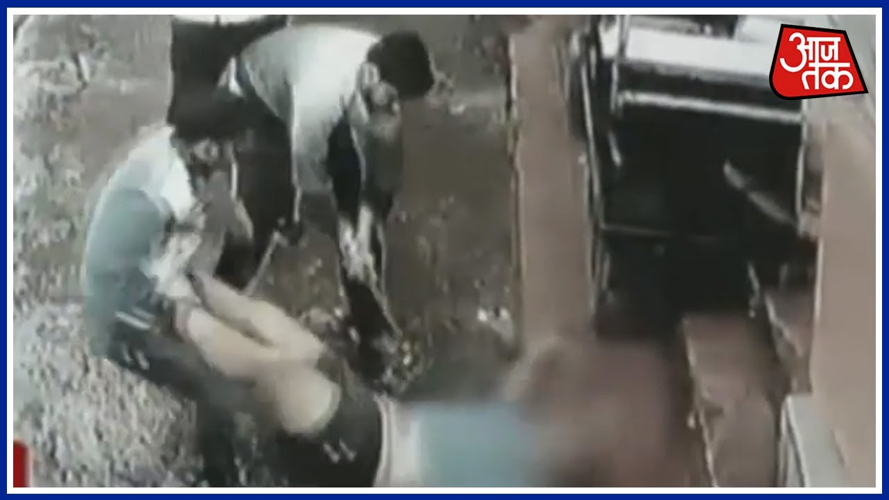 Download Brutal Dhule Murder Caught On CCTV