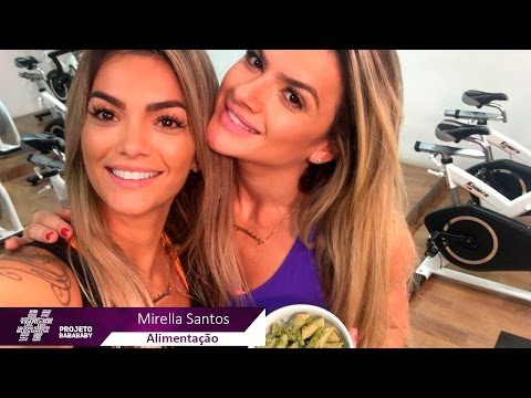 Alimentação - Mirella Santos - Projeto Baba Baby