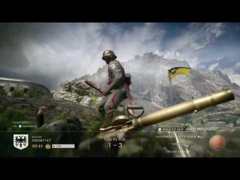 Battlefield 1 Online multiplayer