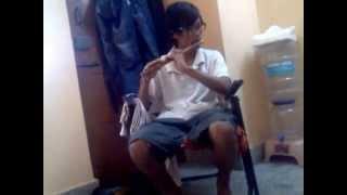kaise mujhe tum milgae(Ghajini),instrumental flute by ROBERT SINGH