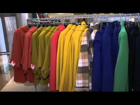 видео: Фабрика «Кристи» предлагает пальто из натуральной эксклюзивной шерсти.