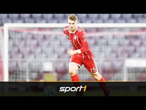 Lukas Mai mit Startelf-Debüt: Das ist der neue Teenie-Star vom FC Bayern München   SPORT1
