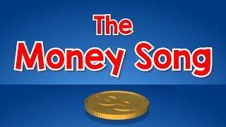 The Money Song | NO PIGGY BANK | Jack Hartmann