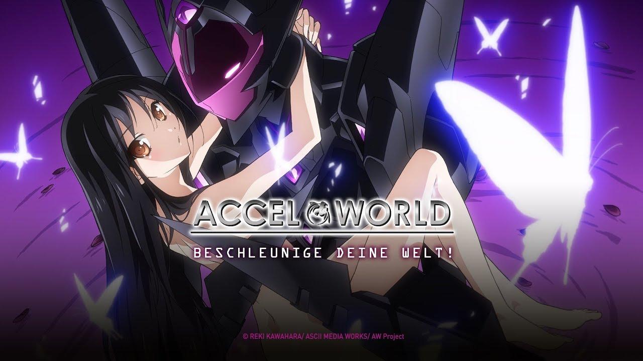 Kết quả hình ảnh cho Accel World anime