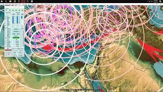 2/20/2019 -- Rare M4.0 Earthquake strikes Western USA - Utah @ Black Rock Volcanic Field
