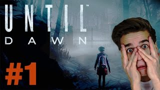 WHY DID YOU CHOOSE THIS! | UNTIL DAWN #1