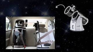 Skyliner Flextube SynScan Dobson