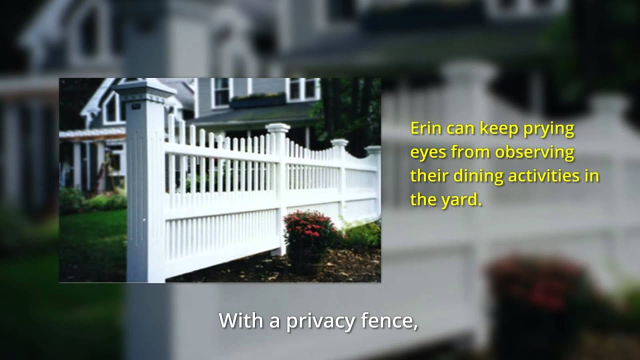Privacy Fence Salt Lake City
