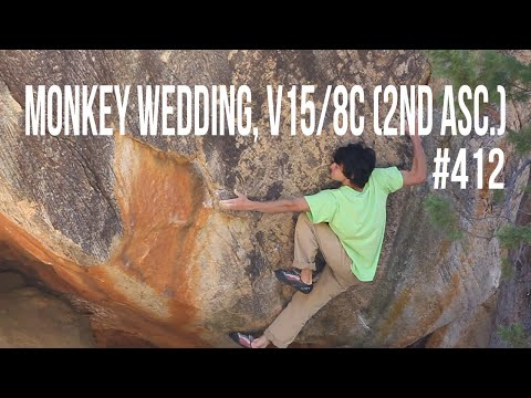 The Race To 1000 - #412 - Monkey Wedding, V15/8C (2nd Asc.)