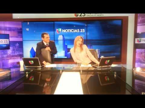 Noticias Univision 23 Primera Edicion Dallas