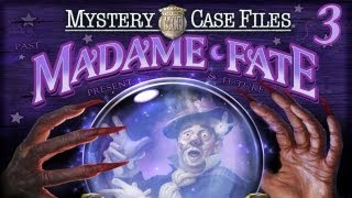 Mystery Case Files: Madame Fate Walkthrough part 3