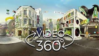 Tymbark Owoce Świata – 80 wzorów! VIDEO 360°