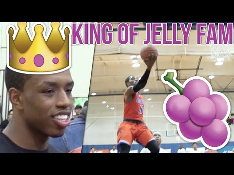 KING OF 🍇 JELLY FAM ISAIAH WASHINGTON! FULL SENIOR YEAR HIGHSCHOOL HIGHLIGHTS!