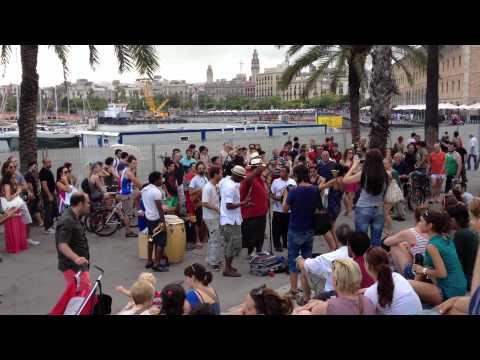 A ritmo de salsa en Barcelona