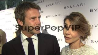 Interview - prince emanuele filiberto di savoia and princess clotilde gourau on what brings them out, why bvlgari jewelry is unique/special makes el...