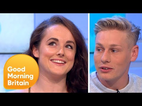 Siblings of Love Island's Amber and Chris Share Their Views on the Villa   Good Morning Britain