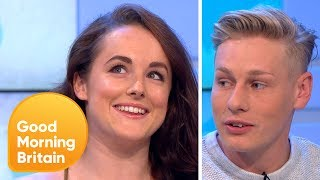 Siblings of Love Island's Amber and Chris Share Their Views on the Villa | Good Morning Britain
