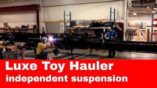 Baixar Luxe luxury fifth wheel toy hauler Dexter axles